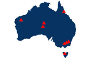Australia Map Mountains.Climbing The Highest Mountain In Each Australian State And Territory